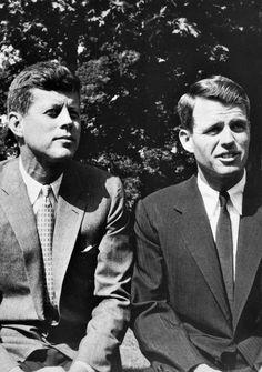 "jfk-and-jackie: ""Jack and Bobby at Hickory Hill, Rose Kennedy, Ethel Kennedy, John F Kennedy, Caroline Kennedy, Best Us Presidents, Kennedy Compound, Celebridades Fashion, Familia Kennedy, John Fitzgerald"