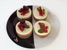 Cheesecake cu trei feluri de ciocolata--Reteta fara coacere