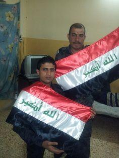 اني عراقي وفتخر