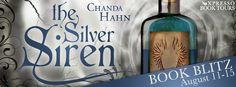 Tome Tender: The Silver Siren by Chanda Hahn Book Blitz And Kin...