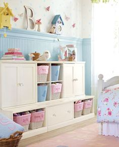 Room Ideas for Girls & Shared Kids Room Ideas   Pottery Barn Kids