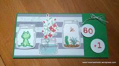 Geburtstagskarte zum 81 Geburtstag