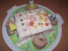 Mice cake for my Godson