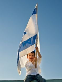 Ideas for Celebrating Yom Ha'atzmaut from PJ Library and Grover