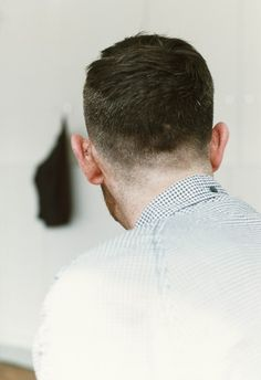 great fade #men's #hair