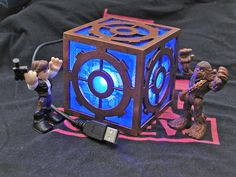 Picture of Holocron: Build a Star Wars Thumb Drive