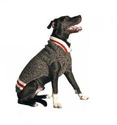 Chilly Dog Boyfriend Dog Sweater, Large - http://www.thepuppy.org/chilly-dog-boyfriend-dog-sweater-large/