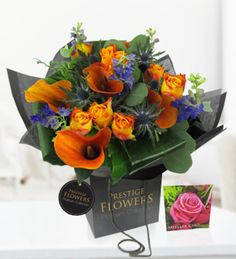 Tikal » Luxury Flowers £34.99   FREE Chocolates   Prestige Flowers