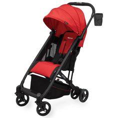 Passeggino da auto per bambini Young Sport Hero Rosso Ruby Recaro 9 mesi 12 anni