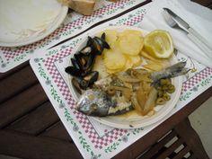 i love seafood and white fish