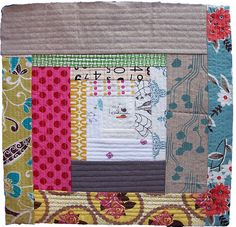 Part two of a four-part quilt-as-you-go series - great for making large quilts manageable for quilting on a home machine
