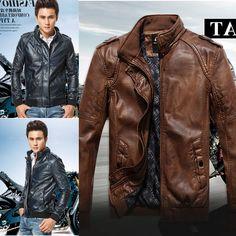 Hottest Men's Leather Jackets