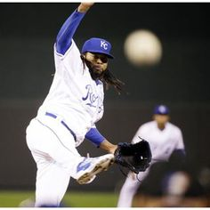 JOHNNY CUETO! 9 complete innings of straight FIRE.  #TakeTheCrown   royals.com