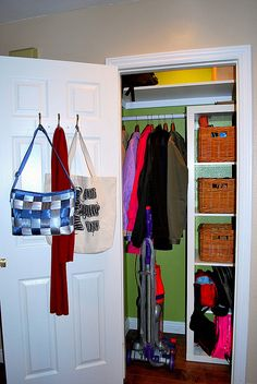 """Real Simple"" Closet Makeover by AngryJulieMonday, via Flickr"