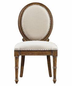 Stanley Furniture » Dining Chairs » European FarmhouseMillion Stars Side Chair