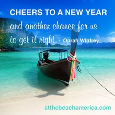 New Year Oprah Winfrey
