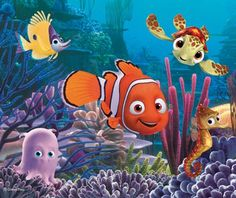 crush and squirt finding nemo - Google Search