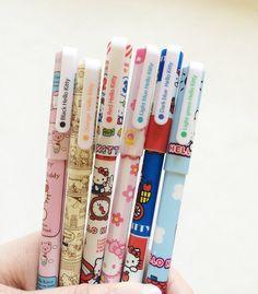 Pack of 6 Hello Kitty 0.38 Ballpoint Pen