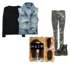 """""""Rena"""" by mikaylapressley9 on Polyvore featuring Frame Denim and Current/Elliott"""