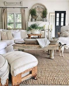 25 Gorgeous Rustic Chic Living Rooms Ideas That You Must See
