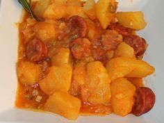 Receta | Patatas a la riojana - canalcocina.es
