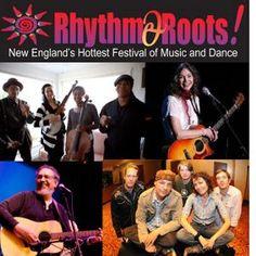 Rhythm & Roots Festival held in Ninigret Park, Charlestown, RI every Labor Day weekend.