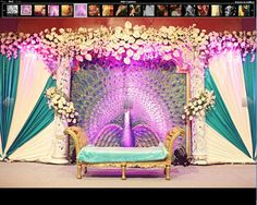 reception mandap #wedding  #indianwedding,#amouraffairs