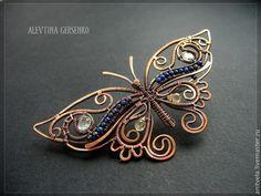 simple and stylish hand made wire jewelry Wire Crafts, Jewelry Crafts, Jewelry Art, Jewelry Design, Jewellery, Jewelry Ideas, Handmade Wire Jewelry, Metal Jewelry, Beaded Jewelry