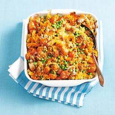 Populair recept in 2012 - Recept - Ovenschotel met tonijn - Allerhande