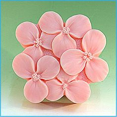 Lilac 50234 Craft Art Silicone Soap mold Craft Molds DIY Handmade soap molds