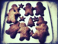Gingerbread Cookies, Cooking, Desserts, Recipes, Food, Gingerbread Cupcakes, Baking Center, Ginger Cookies, Deserts
