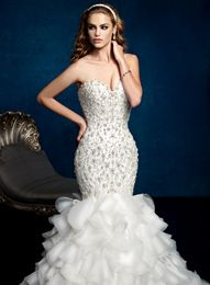 Wedding Dresses | Bridal Gowns | KittyChen Couture - Simone