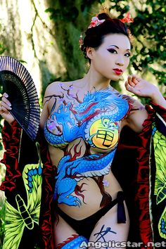 Hottest Asian cosplay girl Yaya Han pics