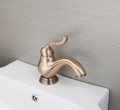 Antique Copper Kitchen Sink bathroom basin Mixer Tap Faucet YS-8441k in Home, Furniture & DIY, Bath, Taps   eBay