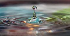 How to Take Pictures of Water Drops   Improve Photography