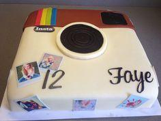 Instagram birthday cake - Torte per Tutti