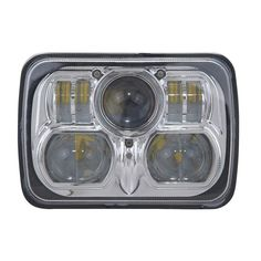 260.05$  Buy here - http://ali04z.worldwells.pw/go.php?t=32693710358 - 2PCS 7INCH 88W CR~EE LED Headlight For Truck Offroad With Hi/Lo Beam Replacement Kit for 4x4 Off raod