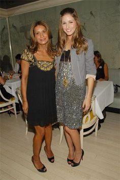 Who made Olivia Palermo's black shoes? Shoes – Christian Louboutin