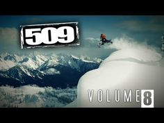 509 Films Volume 8 Snowmobile Teaser - Stephen Clark tells us about the behind-the-scenes work in creating this video.
