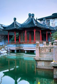Lao Jie, Suzhou China