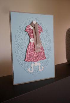 KeepStamping: Dress Up Framelits Collection
