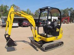 JCB Mini Excavators    http://www.rockanddirt.com/equipment-for-sale/JCB/excavators-mini