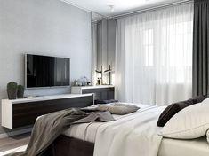 Linii contemporane si un decor elegant intr-un apartament de 63 mp- Inspiratie in amenajarea casei - www.povesteacasei.ro