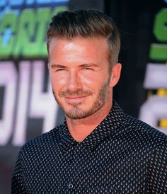 Pin for Later: 49 Photos Qui Prouvent Que David Beckham Est L'homme le Plus Photogénique de la Planète