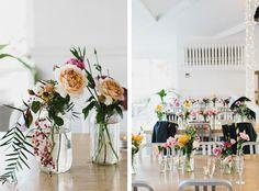 Flowers & berries | photos by Erin + Tara