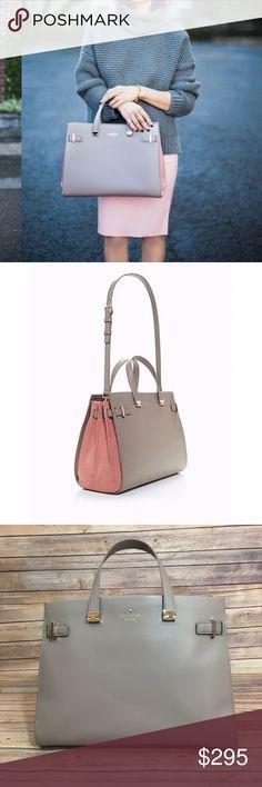 Spotted while shopping on Poshmark: Kate Spade Parker Street Aisley Tote! #poshmark #fashion #shopping #style #kate spade #Handbags