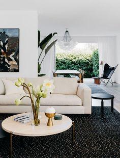 Los sof s m s populares entre los n rdicos salon blanc - Interieur eclectique maison citiadine arent pyke ...