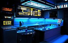 8 Sci Fi Rooms and Homes That Are Out of This World