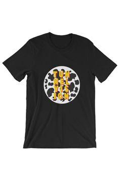4f64f8aa335 Cow Tunnel Vision Logo Tee Cool T Shirts