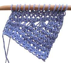Short Rows In Tunisian Crochet
